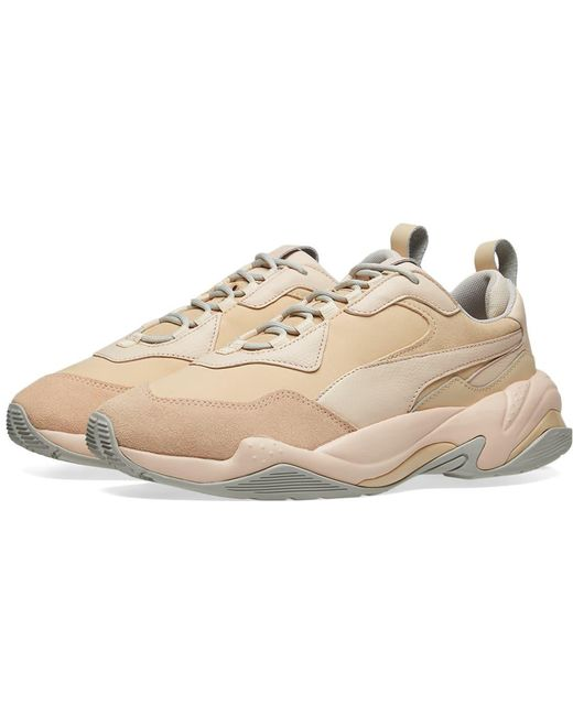 PUMA Men's Green Thunder Desert