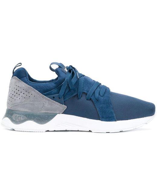 Asics Men's Blue Gel Lyte V Sneakers