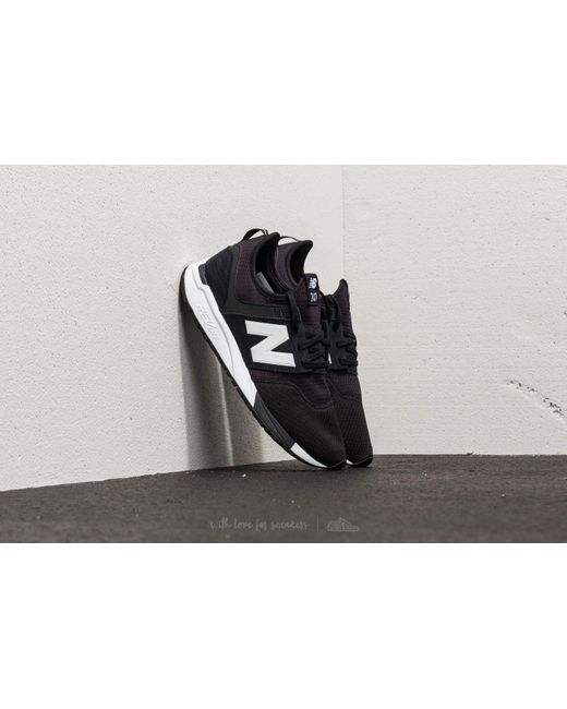 New Balance Men's Black Mrl247wu