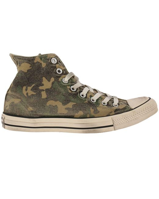 Converse Brown Sneakers Men