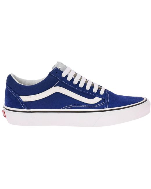 Vans Blue Sneakers Shoes Men