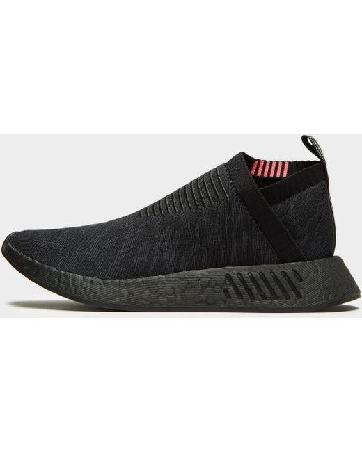 adidas Originals Men's Black Nmd_cs2