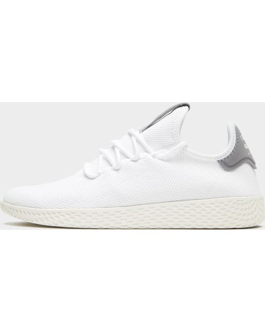 adidas Originals Men's White Stan Smith Cf