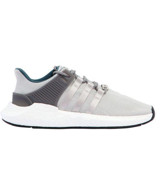 adidas Originals Men's White Eqt Support 93/17 Gore-tex Sneakers