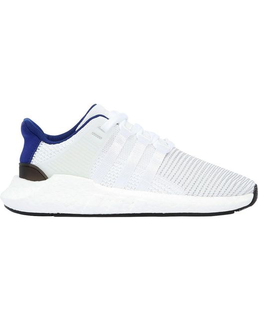 adidas Originals Men's Pink Eqt Support 93/17 Sneakers
