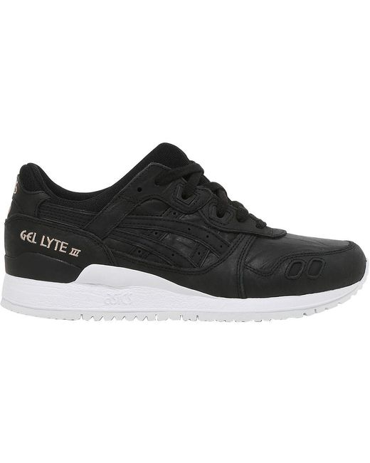 Asics Men's Natural Gel Lyte Iii Leather & Suede Sneakers