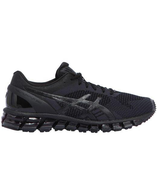 Asics Men's Gray Gel-quantum 360 Shift Sneakers