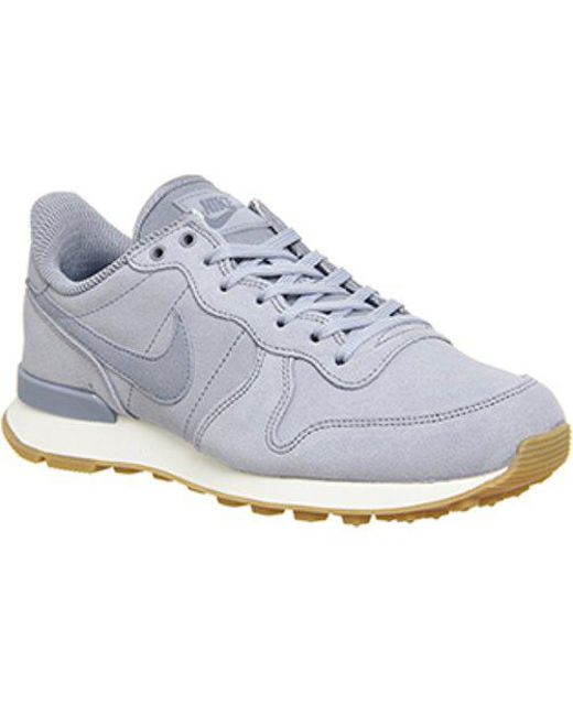 Nike Men's Natural Internationalist