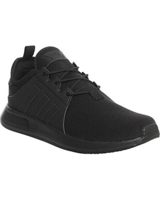 adidas Men's Black X_plr
