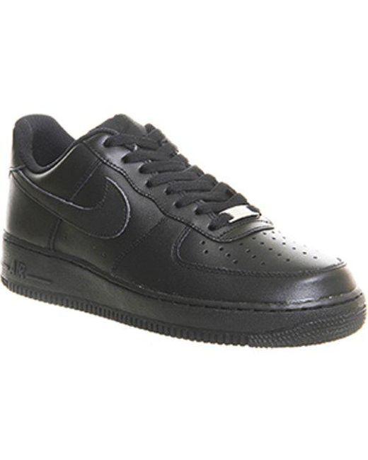 Nike Men's Green Air Force 1 (m)