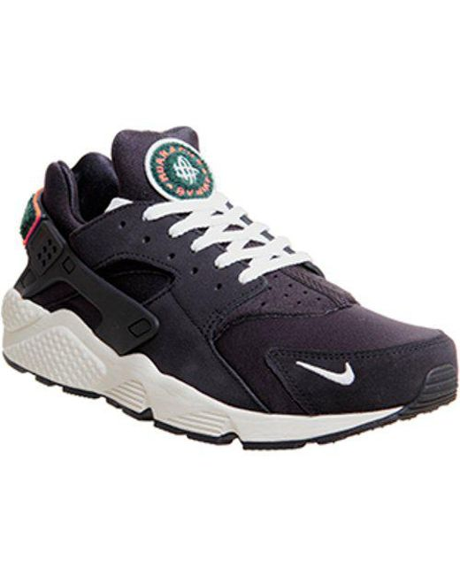 Nike Men's White Air Huarache