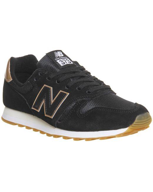 New Balance Men's Black W373