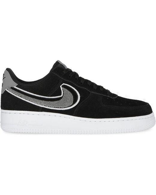 Nike Men's Blue Air Force 1 '07 Lv8 Sneakers