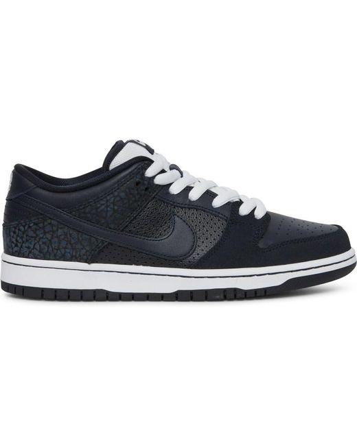 Nike Men's Black X Murasaki Dunk Low