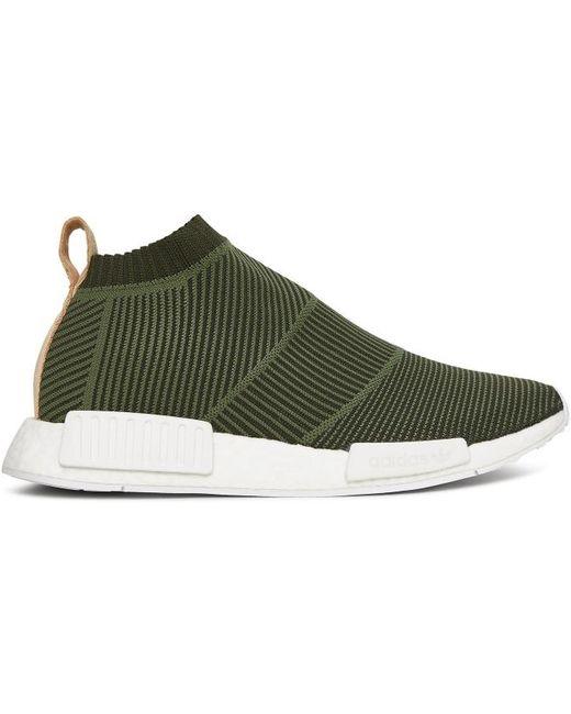 adidas Men's Green Nmd_cs1 Pk