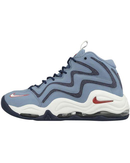 Nike Men's Blue Air Pippen