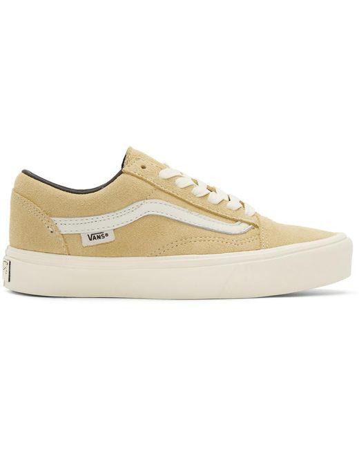 Vans Men's Gray Grey Old Skool Lite Lx Sneakers