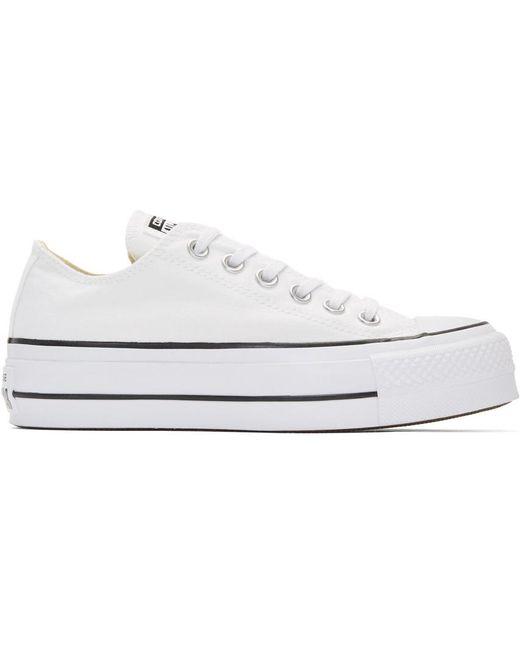 Converse Men's White Ox Chuck Taylor 70 Vintage Sneakers