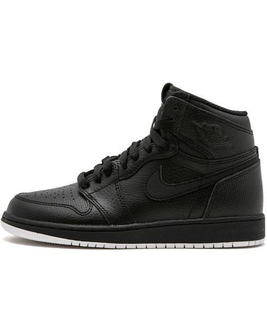 Nike Men's Black Air 1 Retro High Gg
