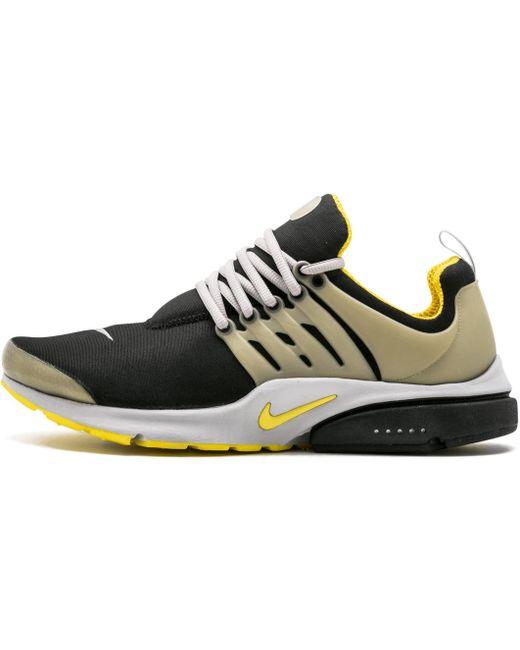 Nike Men's Red Air Presto Essential