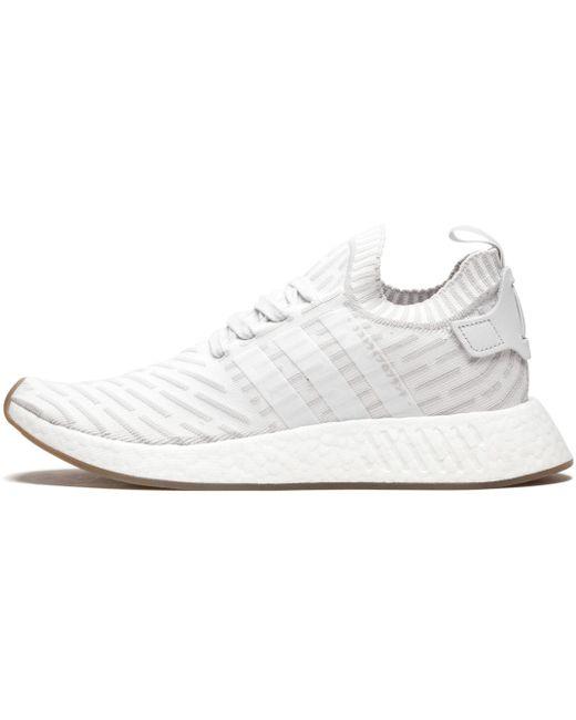 adidas Men's White Nmd_r2
