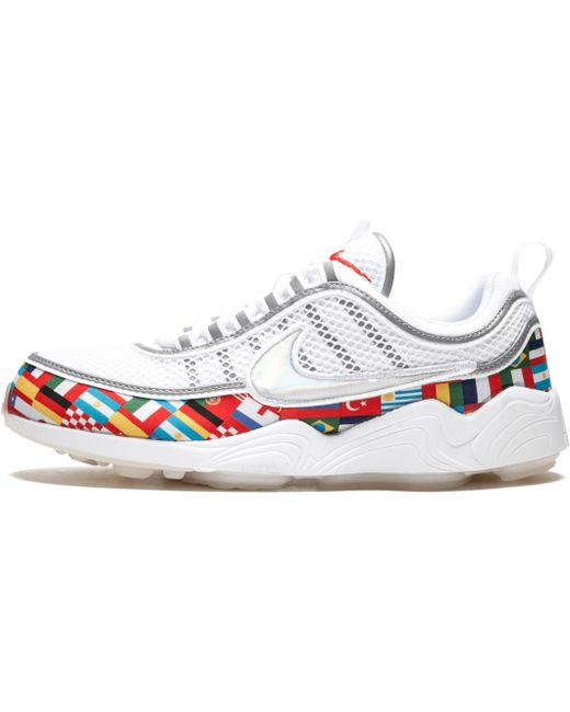 Nike Men's White Air Zoom Spiridon '16 Gpx