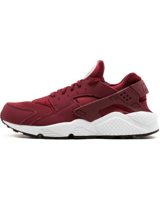 Nike Men's Red Air Huarache Qs