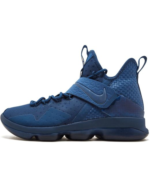 Nike Men's Blue Lebron 14 Hwc (gs)