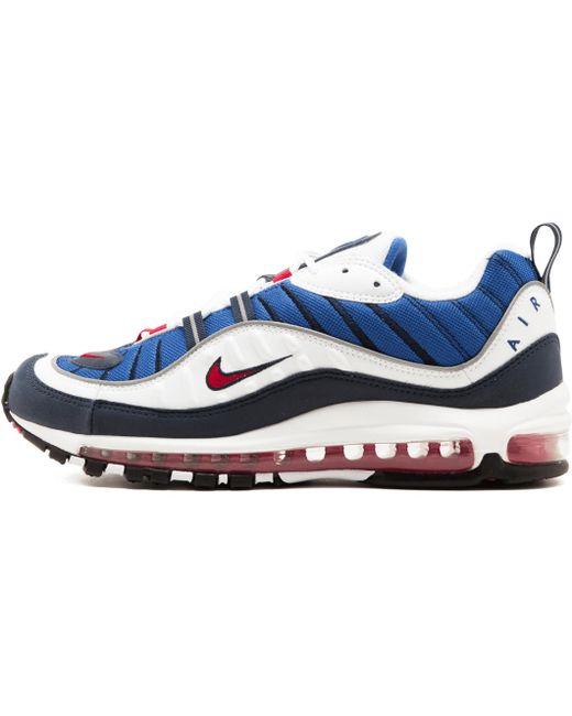 Nike Blue Womens Air Vapormax Flyknit