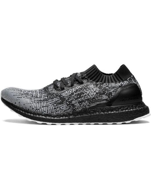 adidas Men's Black Ultraboost Uncaged