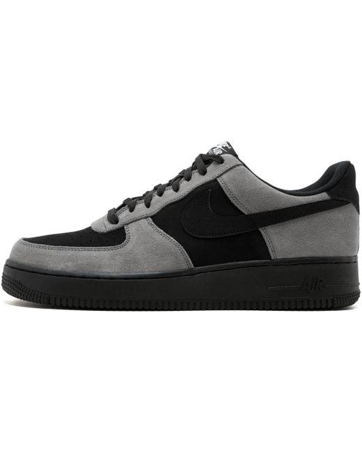 Nike Men's Black Air Force 1 Mid '07