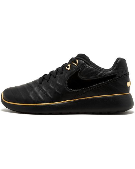 Nike Men's Black Roshe Tiempo Vi Fc