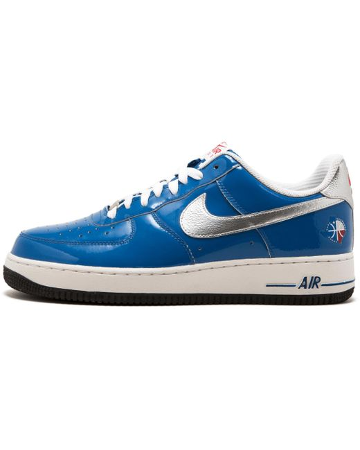 Nike Men's Blue Air Force 1