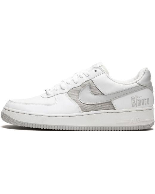 Nike Men's White Air Force 1 '07 As Qs