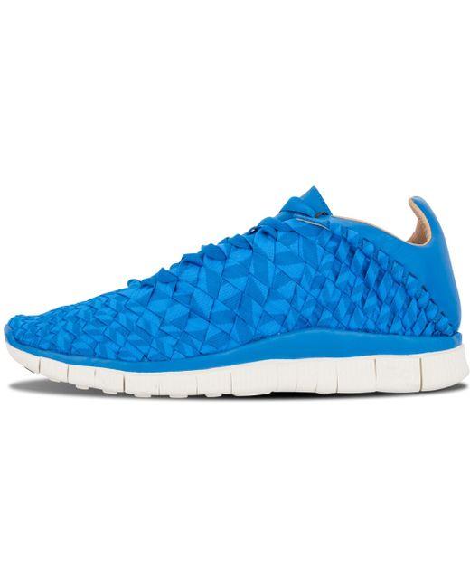Nike Men's Black W Feee Inneva Woven