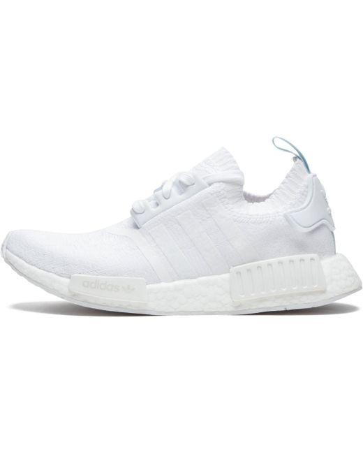 adidas White Nmd_r1 Womens