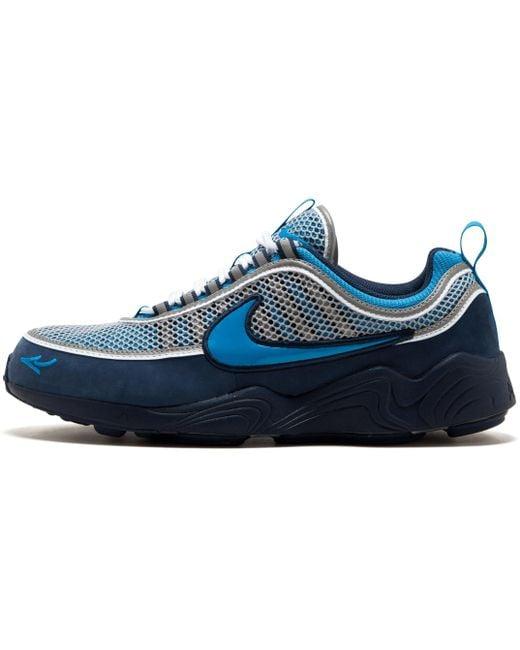 Nike Men's Blue X Stash Air Zoom Spiridon '16