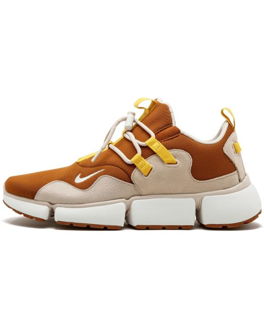 Nike Men's Brown Free Trail 5.0