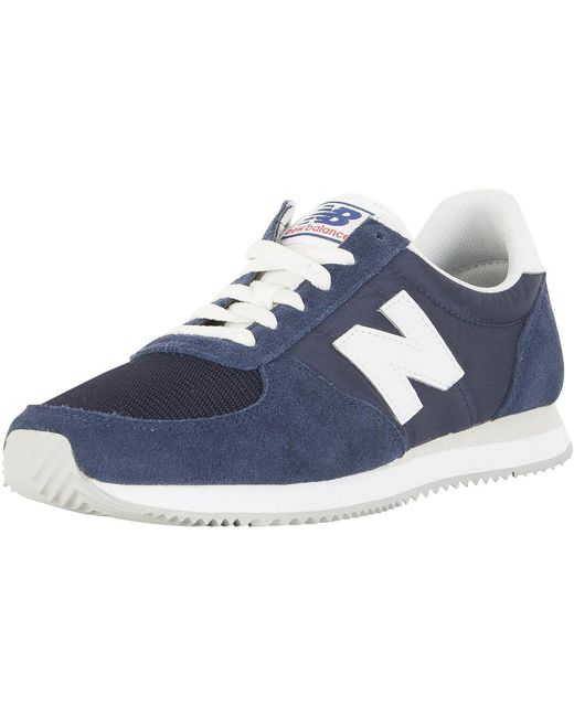 New Balance Men's Gray Grey 574 Suede Trainers