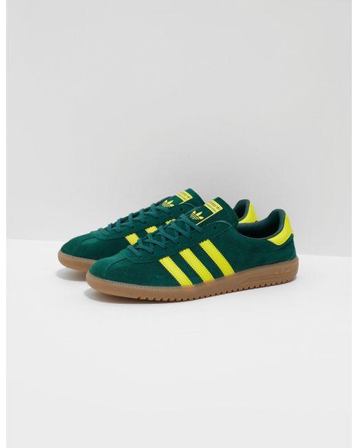 adidas Originals Men's Bermuda Suede Sneakers