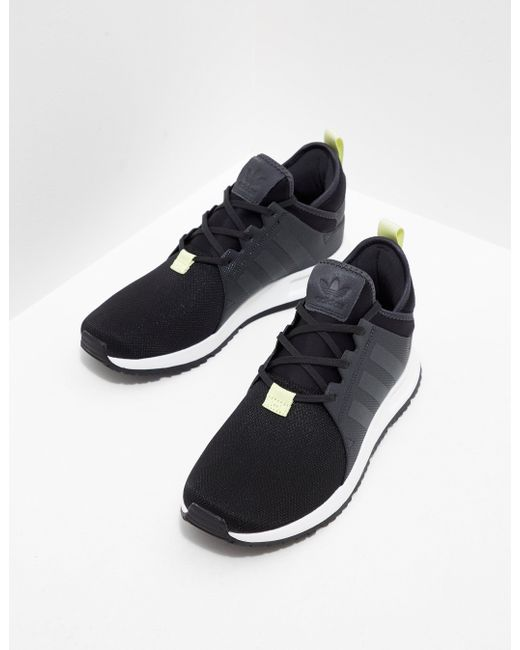 adidas Originals Mens Xplr Black