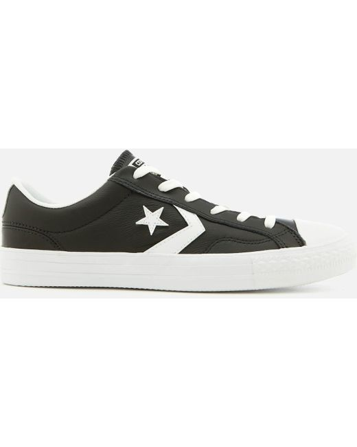 Converse Men's Blue Star Player Ox Trainers