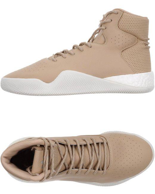 adidas Originals Men's Natural High-tops & Sneakers
