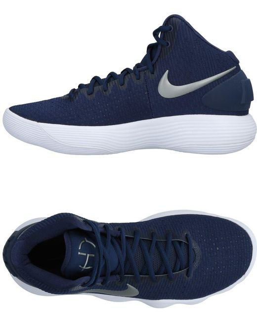 Nike Men's White High-tops & Sneakers