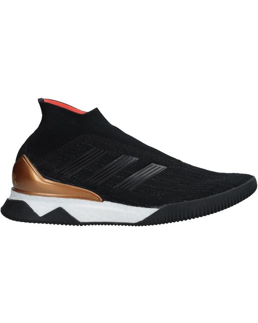 adidas Men's Black High-tops & Sneakers