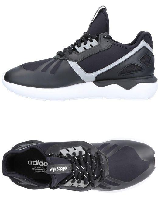 adidas Men's Black Low-tops & Sneakers