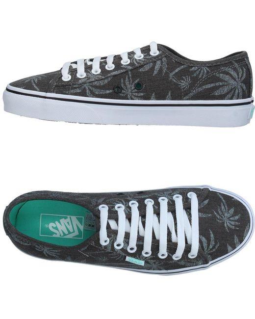 Vans Men's Brown Low-tops & Sneakers