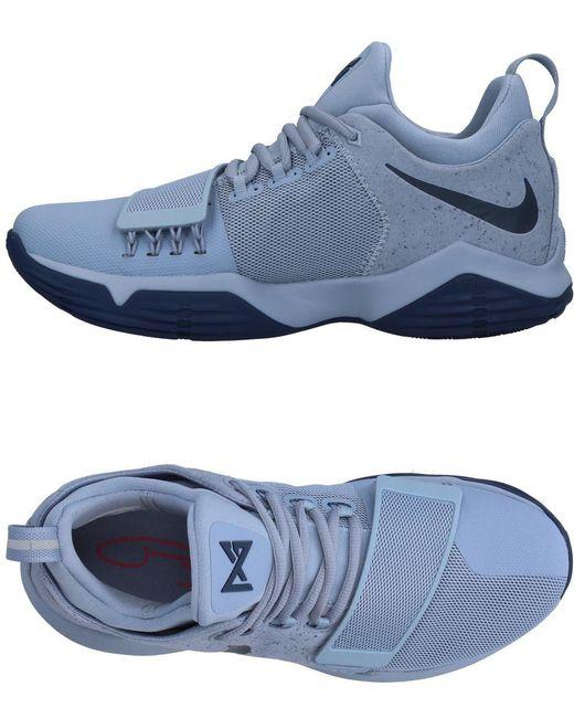 Nike Men's Blue Low-tops & Sneakers