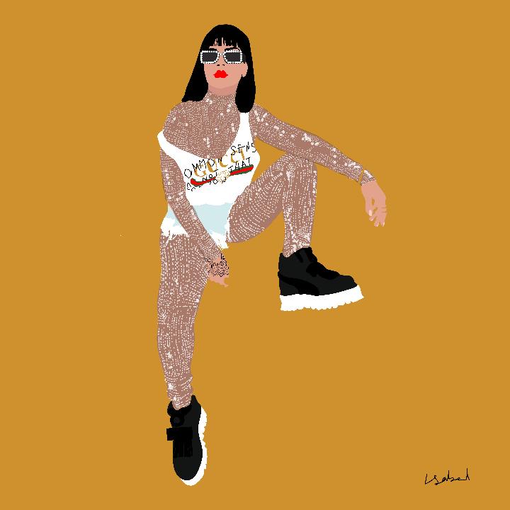 Illustration: Isabel Castillo Guijarro
