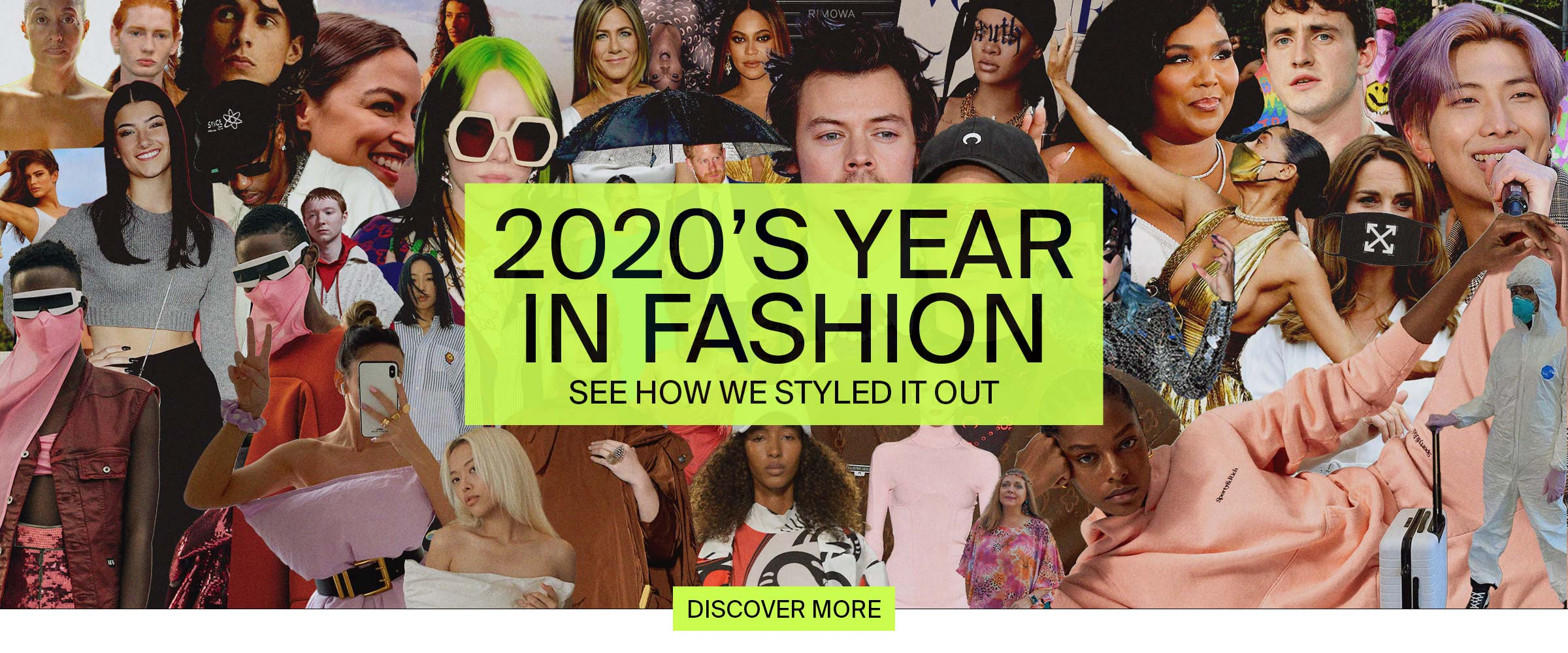 Year in Fashion 2020